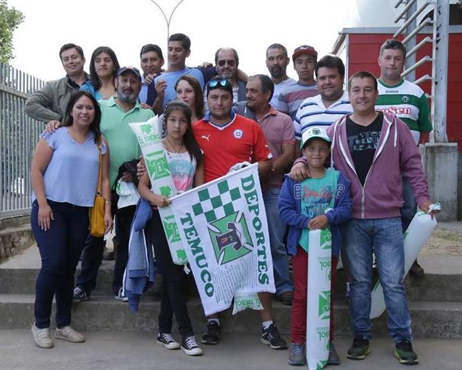 ROL SOCIAL DE CLUB DEPORTES TEMUCO