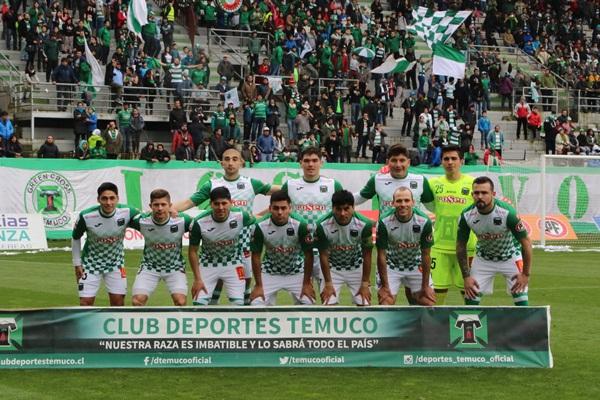 CLUB DEPORTES TEMUCO CLASIFICO A LA PRÓXIMA RONDA COPA CHILE MTS 2017