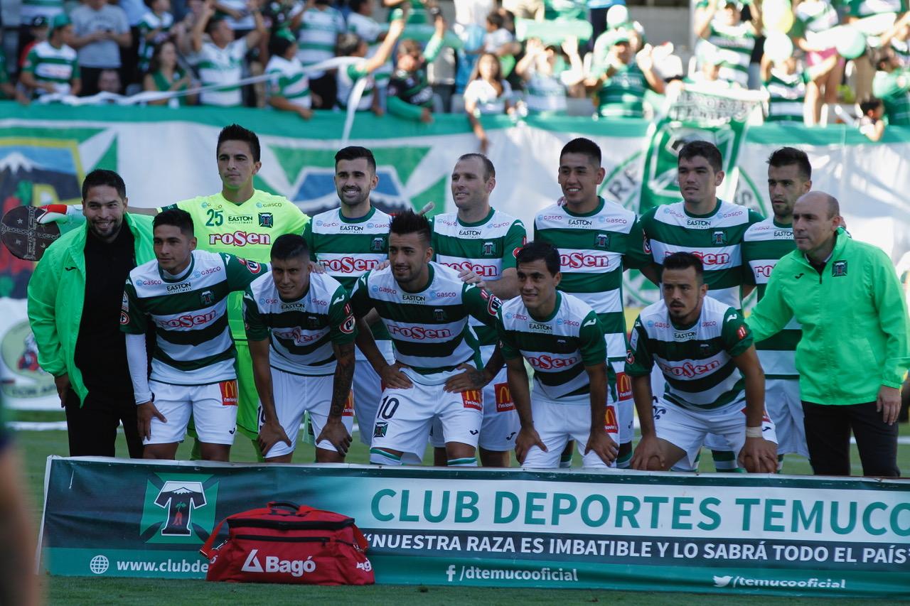 CLUB DEPORTES TEMUCO BUSCARA HACER HISTORIA EN EL PLANO INTERNACIONAL.