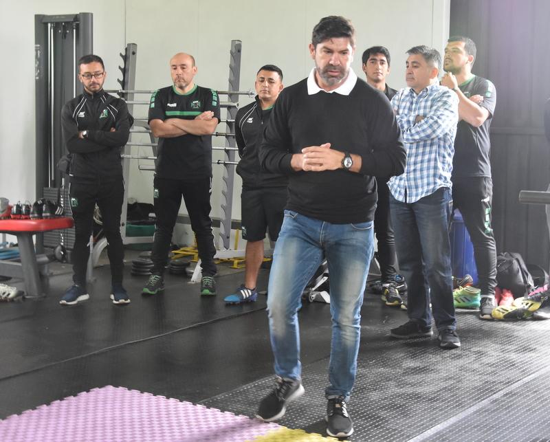 CLUB DEPORTES TEMUCO DIO INICIO A LOS TRABAJOS TEMPORADA 2019